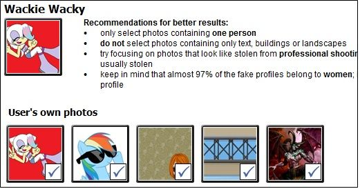 WAckie   FB Checker: A Desktop App To Find Out If a Facebook Profile Is Fake