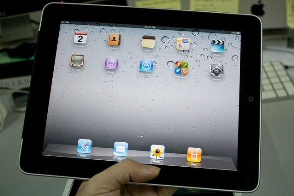 Are Tablets Here to Stay? [You Told Us] apple ipad tablet