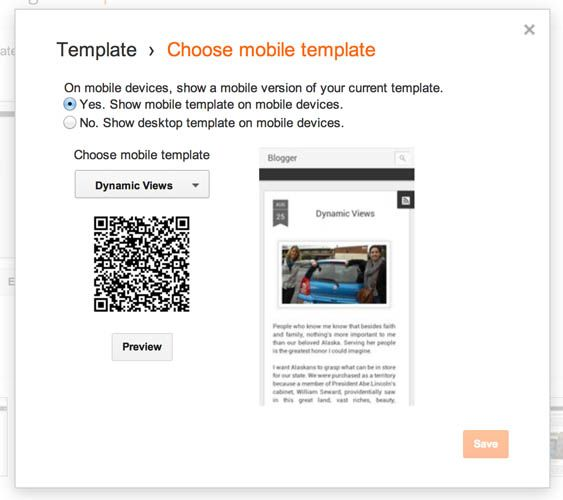 Blogger vs. WordPress.com: A Complete Comparison blogger mobile
