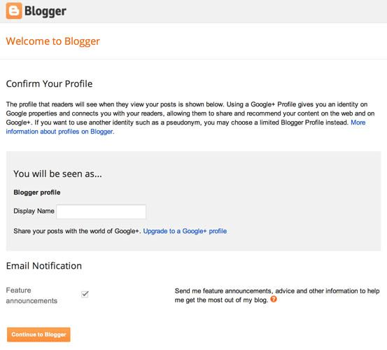 wordpress blogger compare