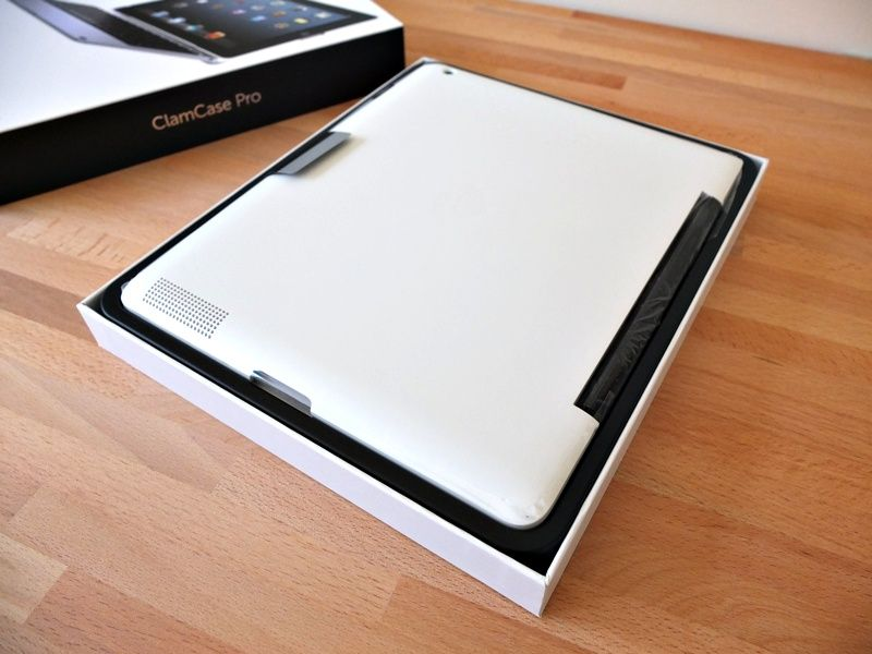 clamcase pro ipad keyboard case review