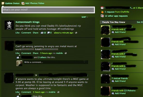 facebookthemes1   Facebook Themes: Change The Look Of Your Facebook With Ease [Chrome]