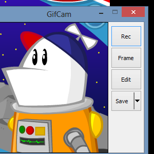 GifCam – The Easiest Way To Make Animated GIFs Ever [Windows]