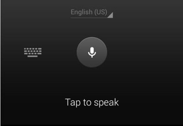 voice recognition keyboard
