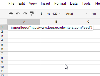 Perform Amazing Feats With These Useful Google Spreadsheet Functions googlespreadsheets16
