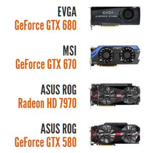 Find Your Next Video Card With GPU Boss