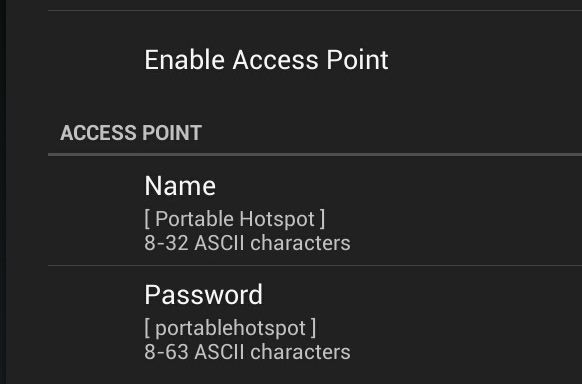 hotspotcontrol connect   Hotspot Control: Use Your Android As A Wireless Router