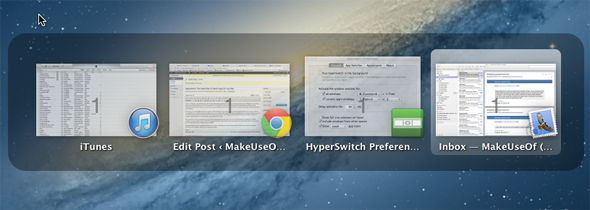 quick switch apps mac