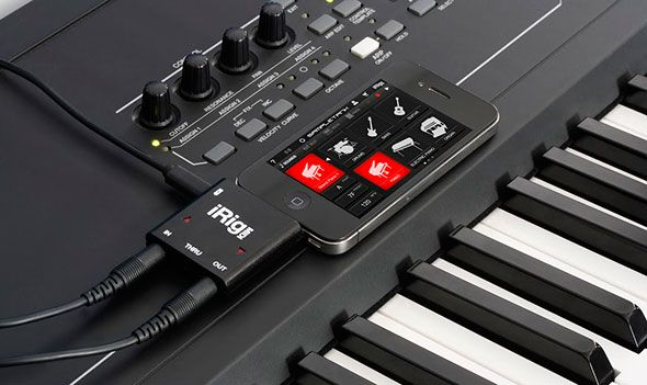 How to Use CoreMIDI for Music Production on an iPad or iPhone [iOS] irig midi