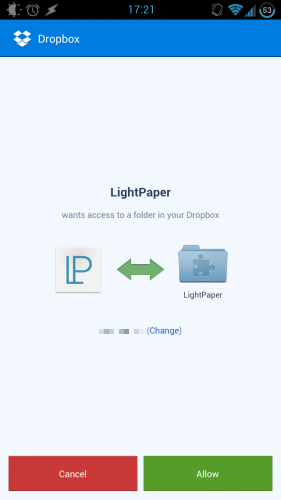 Write & Preview Markdown In Style With LightPaper [Android] lightpaper 05