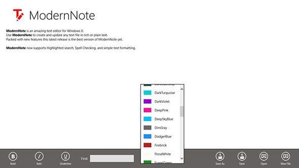 modernnote