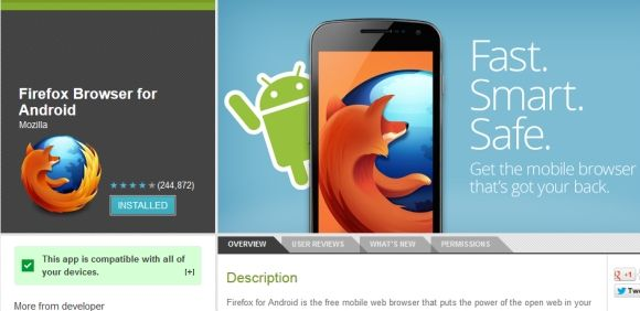 install flash on android