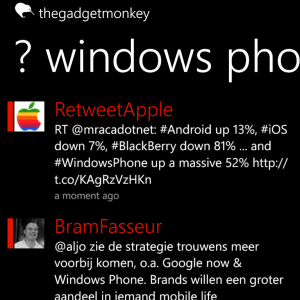 Is Rowi The Best Twitter App For Windows Phone?
