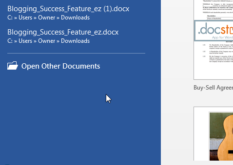 make office 2013 look like office 2010