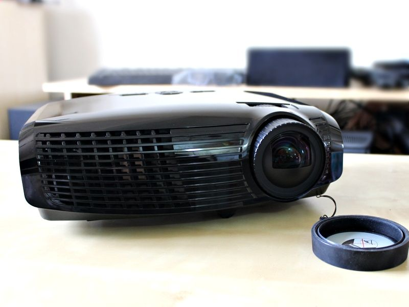 optoma gt750 3d gaming projector review