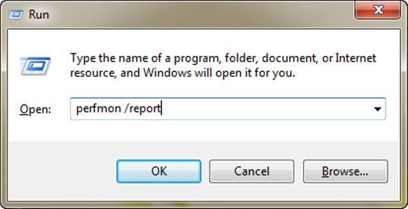 5 Vital System Tools Every Windows User Should Know About perfmon report command
