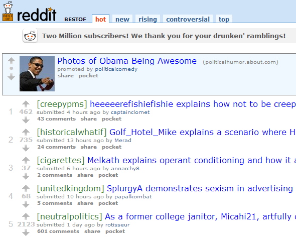 Meta - 7 Awesome Subreddits All About Reddit reddit bestof