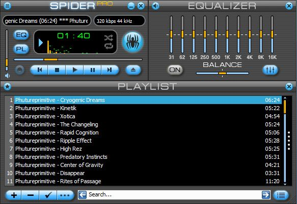 alternative to winamp