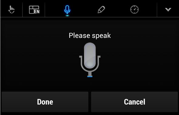 MakeUseOf Tests: What's The Best Voice Recognition Keyboard For Android? touchpal