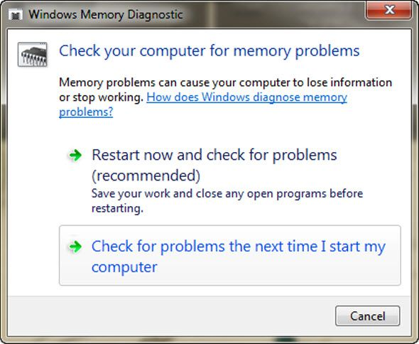 5 Vital System Tools Every Windows User Should Know About windows memory diagnostic restart