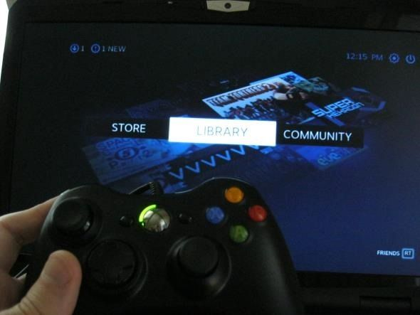 connect your xbox 360 controller to your linux gaming rig
