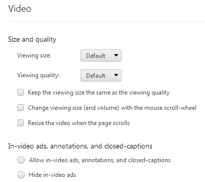 Hack YouTube: Kill the Annoyances, Improve Your Viewing youtube hacks youtubeoptions