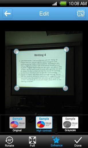 images into slides