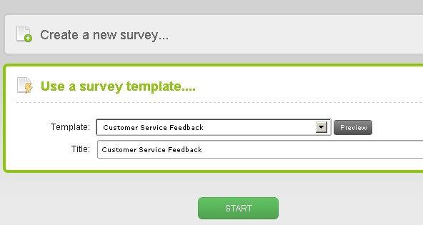 share surveys