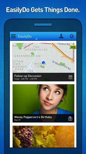 personal assistant android