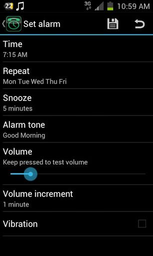 218   Call Filter Alarm: Choose People Who Can Call To Wake You Up [Android]