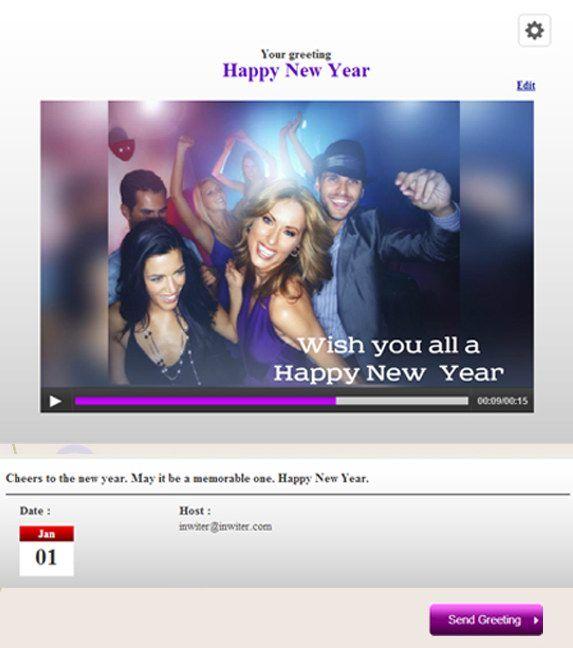 inwiter: Create Custom Video Invitations & Greetings 31