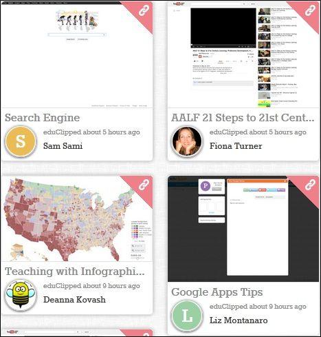 social bookmarking for educators