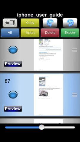 iphone edit pdf documents