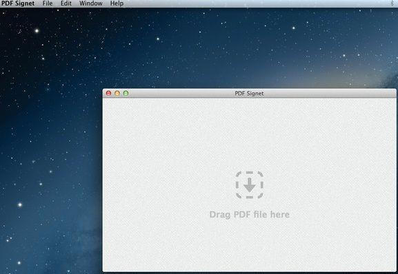pdfsignet