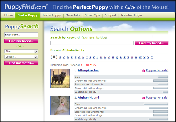 10 Puppy Finding Services To Find Your Next Best Friend