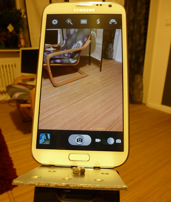 make your own smartphone mount