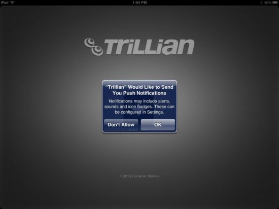 Trillian Is Still One of The Best Chat Clients On The iPad [iOS]