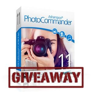Touch Up Your Photos With A Single Click Using Photo Commander 11 [Giveaway]