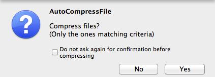 compress files thunderbird