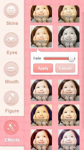 BeautyPlus: A Web App That Helps You Beautify Your Images beauty plus2