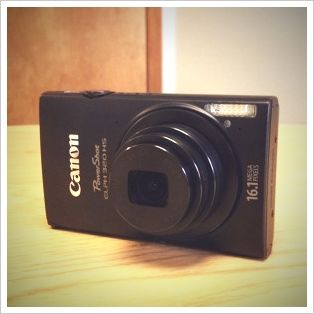 Canon PowerShot ELPH 320 HS Review and Giveaway