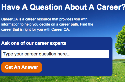 questions about career path