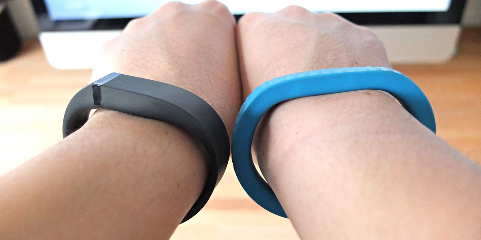 fitbit flex vs jawbone up comparison