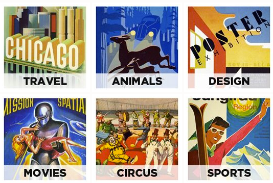 high resolution vintage posters download