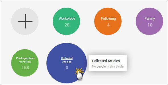 Stretching A Circle: 5 Ways To Use Google+ Circles For Personal Productivity google plus circle03