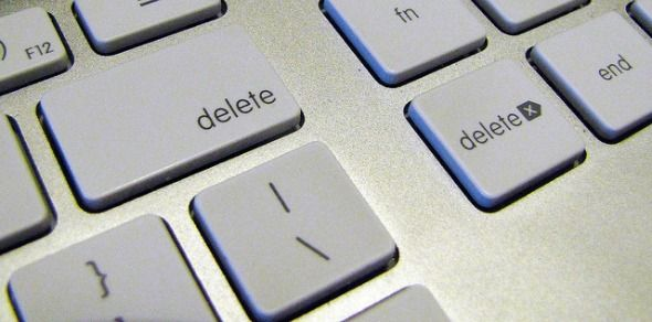 Does the Internet Need a 'Delete' Button? [You Told Us] internet delete key1
