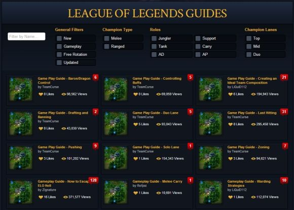 league of legends video game