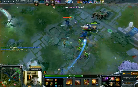 9 Active And Knowledgeable Dota 2 Streamers All Players Should Be Watching merlinidota2