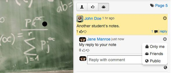 note taking solution for students