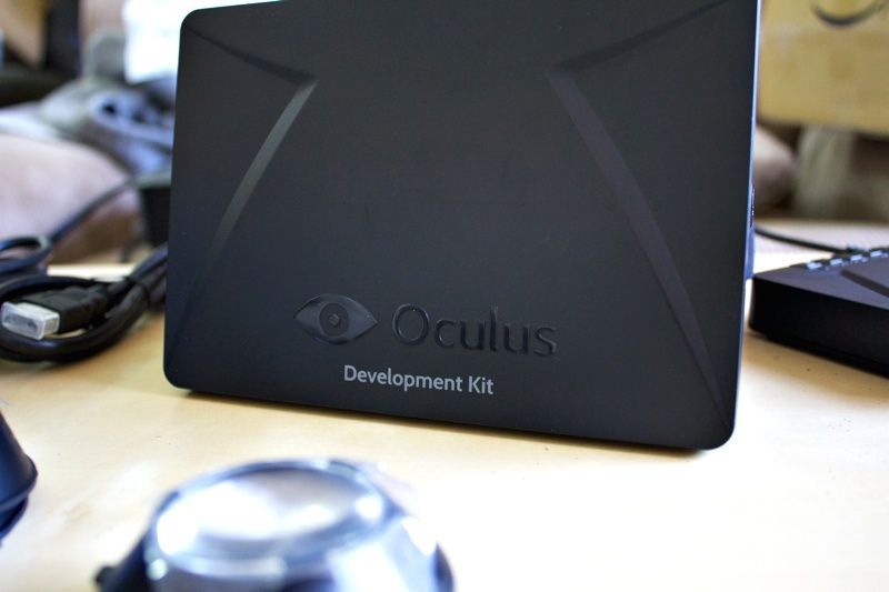 oculus rift virtual reality headset review